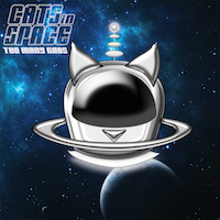 Review Cats in Space - Too Many Gods 2015